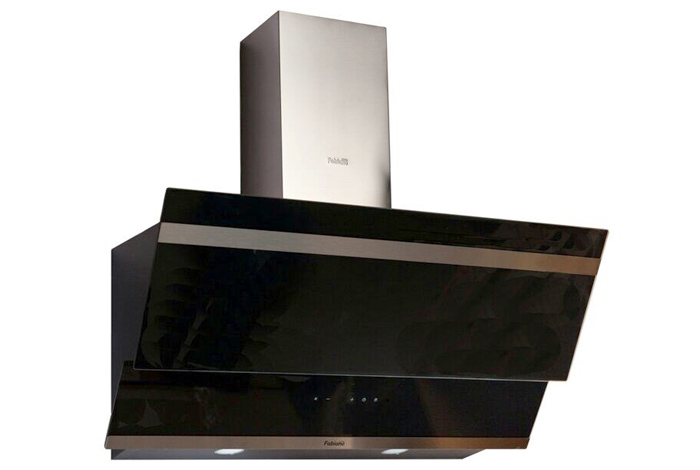 Вытяжка кухонная Fabiano Prisma 60 Black