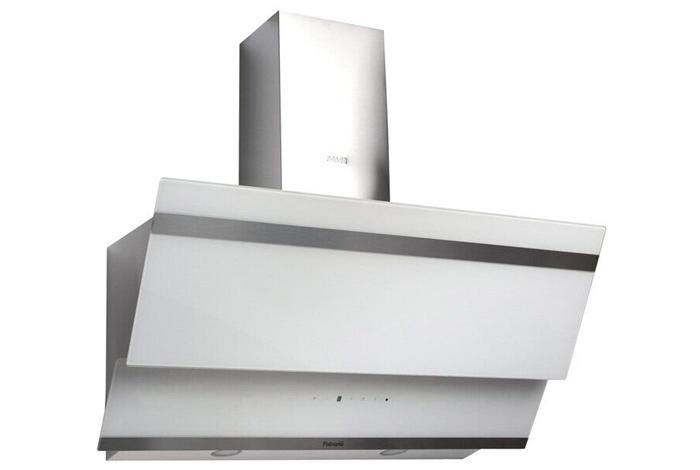 Вытяжка кухонная Fabiano Prisma 60 White