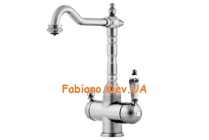 Смеситель кухонный  Fabiano FKM 31.8 Chrome