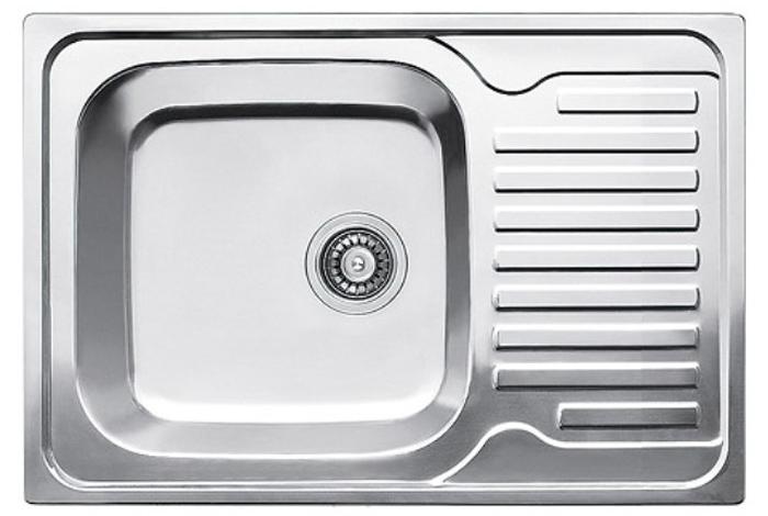 Кухонная мойка Fabiano BR 78x50 матовая полировка