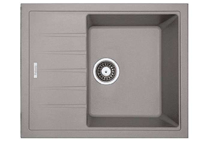 Кухонная мойка Fabiano Classic 62x50 Truffle