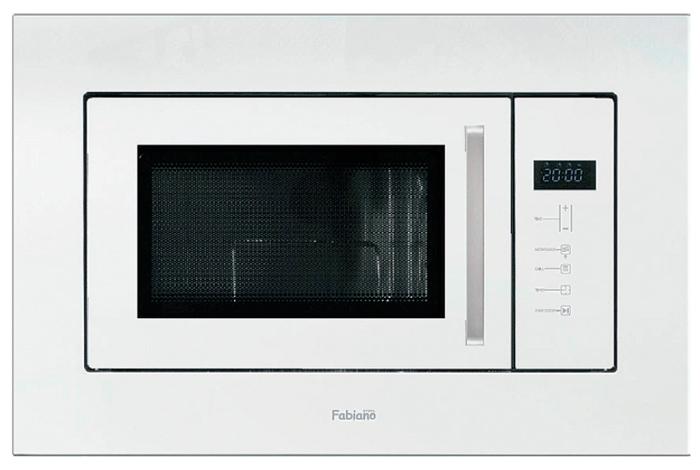 Микроволновая печь встраиваемая Fabiano FBM 2602G White