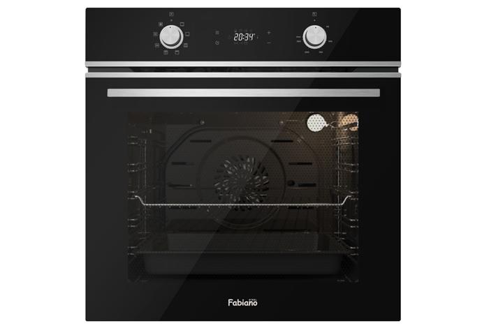 Электрический духовой шкаф Fabiano FBO 640 Lux Black