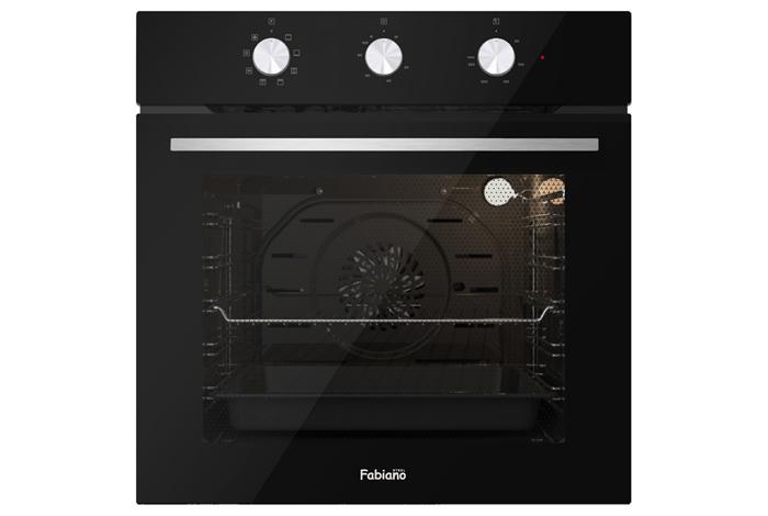 Электрический духовой шкаф Fabiano FBO 21 Black (02)