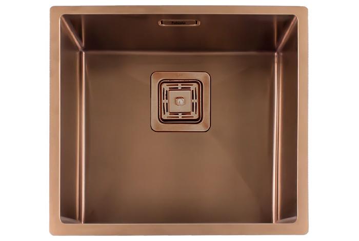Кухонная мойка Fabiano Quadro 49 Nano Cooper
