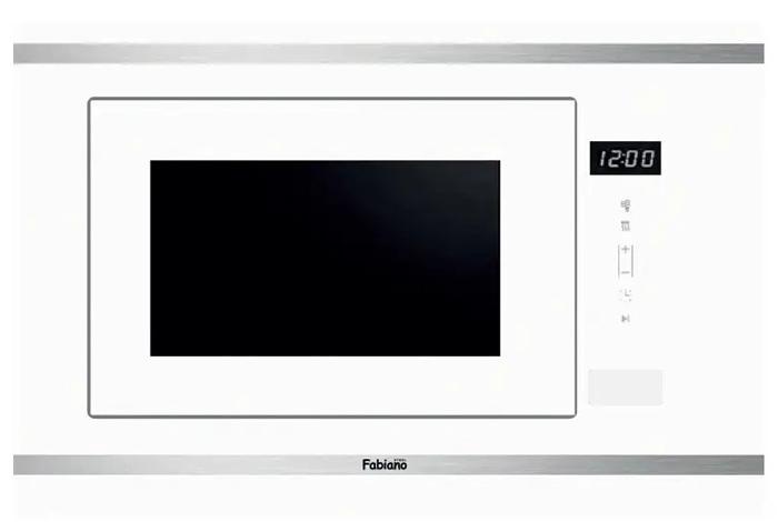 Микроволновая печь встраиваемая Fabiano FBM 2200G White