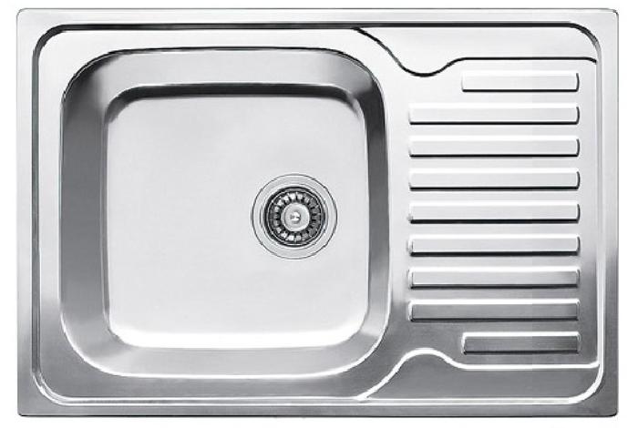 Кухонная мойка Fabiano BR700x500 брашированная