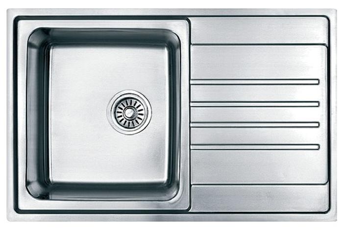Кухонная мойка Fabiano BR780*500S брашированная