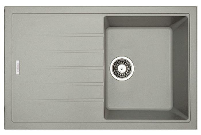 Кухонная мойка Fabiano Classic 78x50 Beton