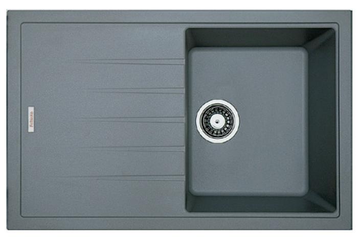 Кухонная мойка Fabiano Classic 78x50 Titanium
