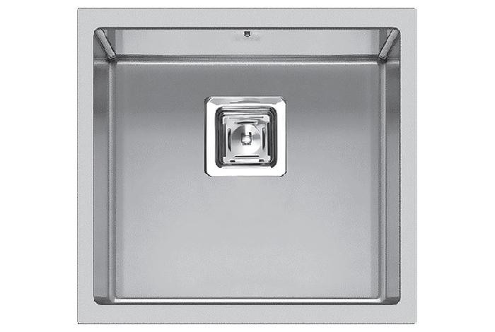 Кухонная мойка Fabiano Quadro 44 R10 (440x440) 1,20 мм