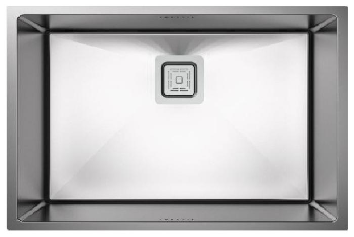 Кухонная мойка Fabiano Quadro 68 R10 (680x440) 1,20 мм