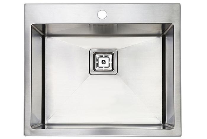 Кухонная мойка Fabiano Quadro TOP 49 R10 (490x510) 1,20 мм