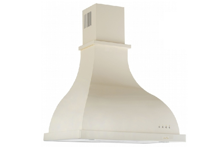 Вытяжка кухонная Fabiano NeoRustic 60 White