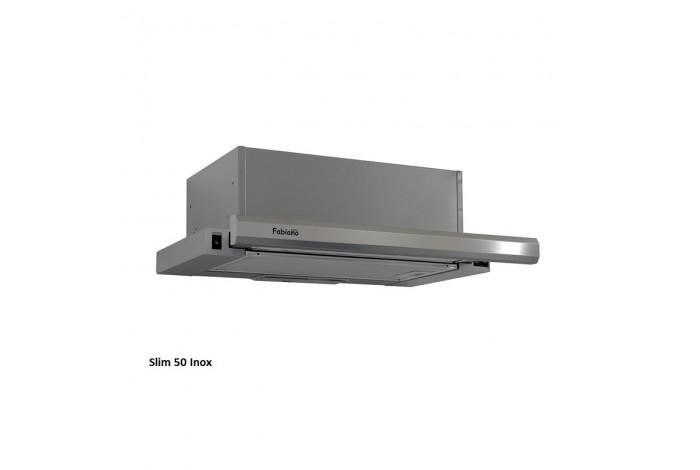 Вытяжка кухонная Fabiano Slim 50 Inox