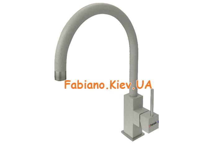 Смеситель кухонный Fabiano FKM-50 SS Beton