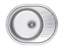 Кухонная мойка Fabiano 57x45 Microdecor