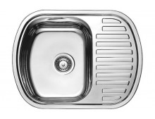 Кухонная мойка Fabiano 63x49 Microdecor