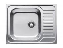 Кухонная мойка Fabiano 65x50 Microdecor