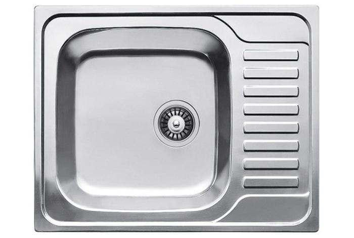 Кухонная мойка Fabiano 65x50 Satin