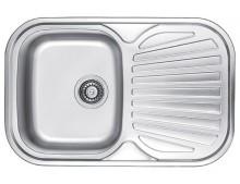 Кухонная мойка Fabiano 74x48 Microdecor