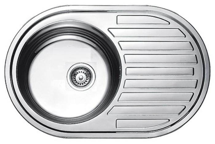 Кухонная мойка Fabiano 77x50 Microdecor
