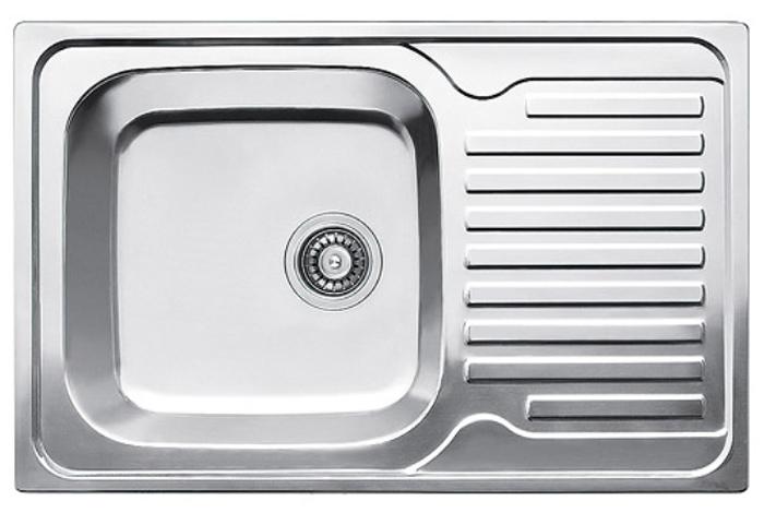 Кухонная мойка Fabiano 78x50 Microdecor
