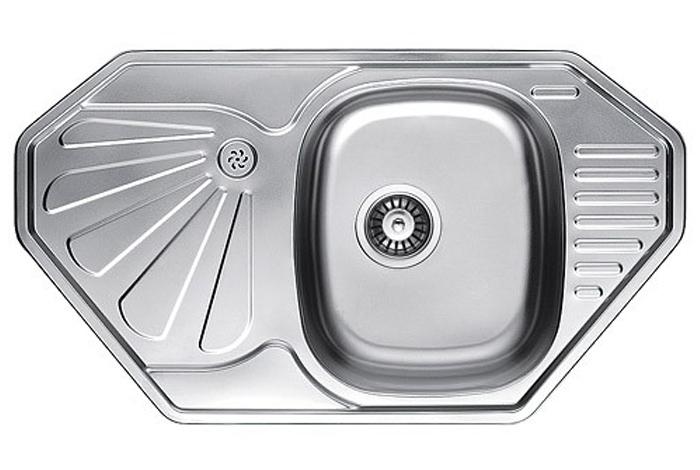 Кухонная мойка Fabiano 85x47 Microdecor