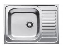 Кухонная мойка Fabiano 700*500 микродек. (0,80)