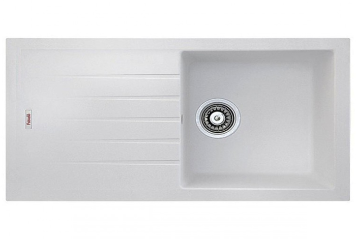 Кухонная мойка Fabiano Classic 100x50 Alpine White