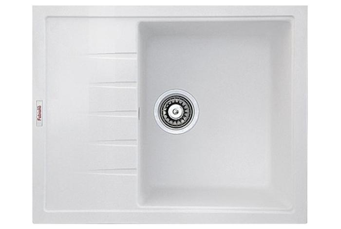 Кухонная мойка Fabiano Classic 62x50 Alpine White