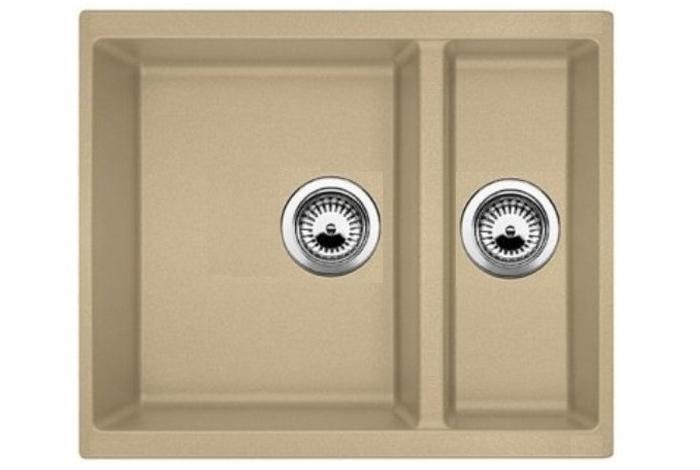 Кухонная мойка Fabiano Quadro 56x46x15 Beige