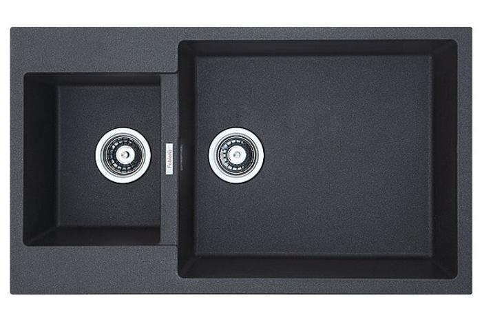Кухонная мойка Fabiano Quadro 86x50x15 Antracit