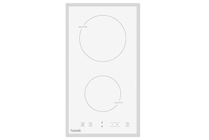 Индукционная варочная поверхность Fabiano FHI 15-2 ITC White
