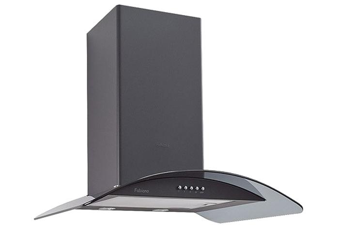 Вытяжка кухонная Fabiano Arco-B 60 Black