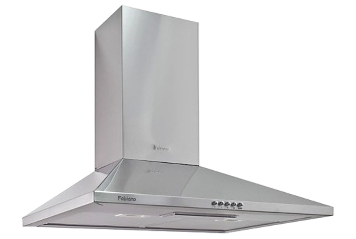 Вытяжка кухонная Fabiano Base 60 Inox