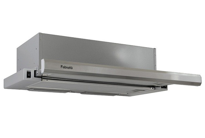 Вытяжка кухонная Fabiano Slim 60 Lux Inox